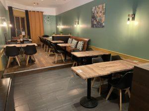Restaurant avec gros potentiel à remettre à Bruxelles