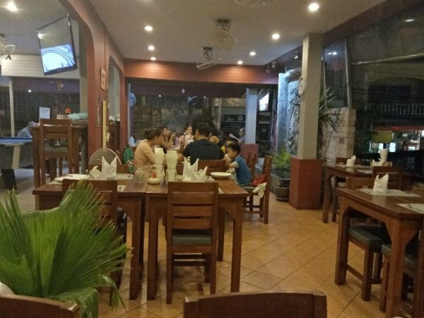 restaurant bar à vendre Chaweng Koh Samui
