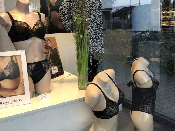 Commerce lingerie à remettre