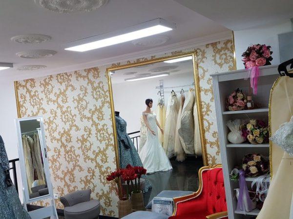 boutique de mariage à remettre