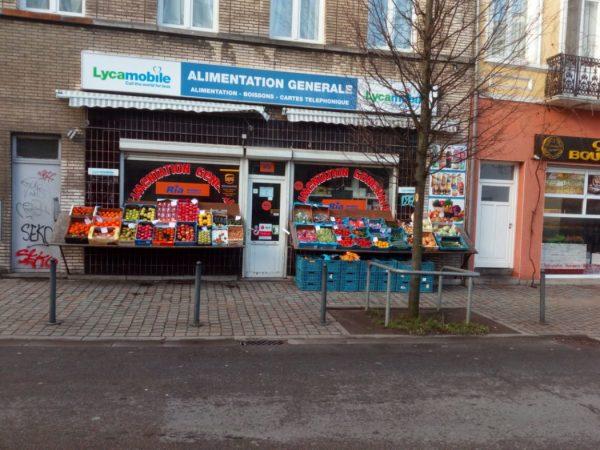 magasin alimentation générale à remettre
