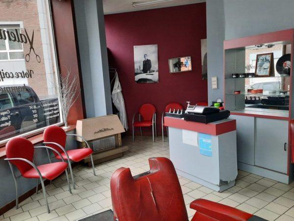 salon de coiffure à remettre Liège