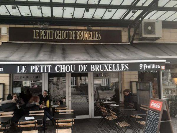 brasserie à céder Place Sainte-Catherine