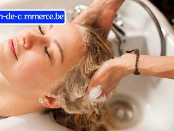 salon de coiffure à remettre à Mons