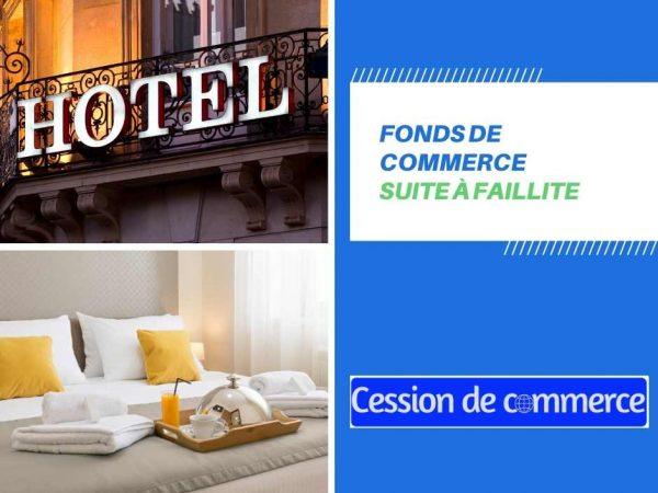 hôtel à remettre à Bruxelles