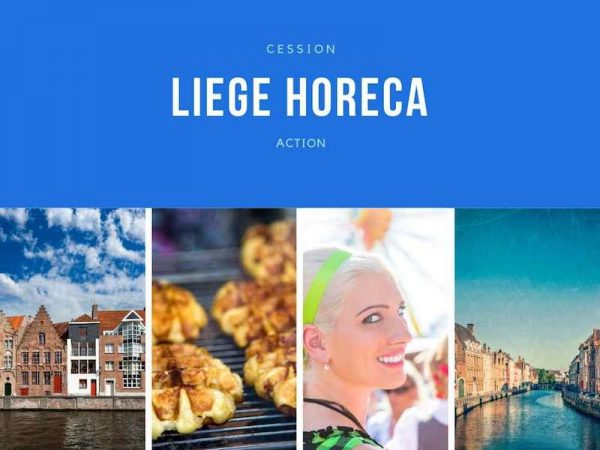 commerces horeca à remettre Liège