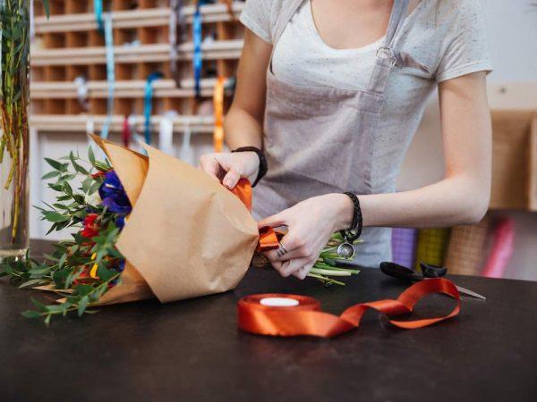 magasin de fleur à remettre