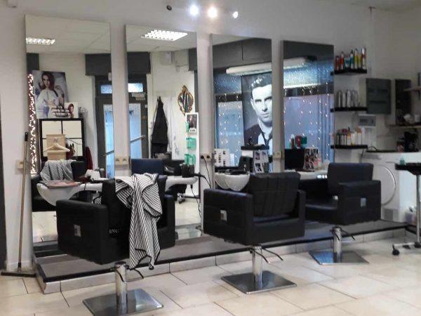 salon de coiffure à remettre à Fléron