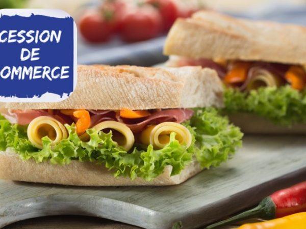 sandwicherie à remettre
