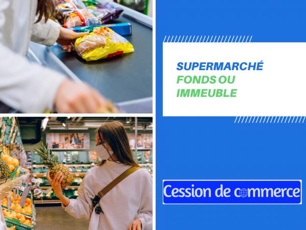 supermarché à vendre